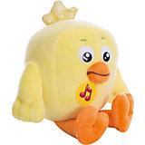 Мягкая игрушка Мульти-Пульти Цыпленок Цыпа, озвученная, 15 см