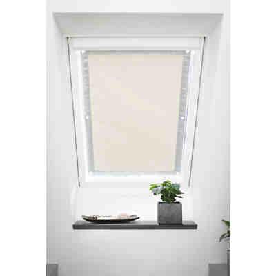 dachfenster sonnenschutz haftfix ohne bohren verdunkelung beige lichtblick mytoys. Black Bedroom Furniture Sets. Home Design Ideas
