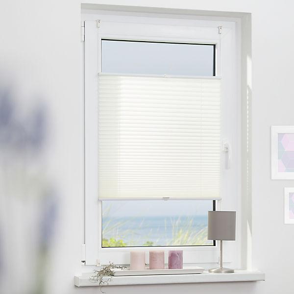 plissee ohne schnre finest plissee farbverlauf liedeco. Black Bedroom Furniture Sets. Home Design Ideas