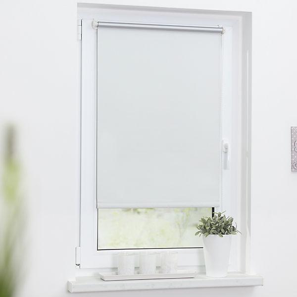 thermo rollo klemmfix ohne bohren verdunkelung wei lichtblick mytoys. Black Bedroom Furniture Sets. Home Design Ideas