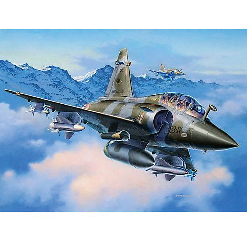 "Набор ""Истребитель Mirage 2000D"" от Revell"