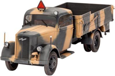Немецкий грузовик TYPE 2,5-