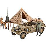 """Сборная модель Revell Немецкий автомобиль повышенной проходимости военного назначения """"Kübelwagen"""" Type 82"""