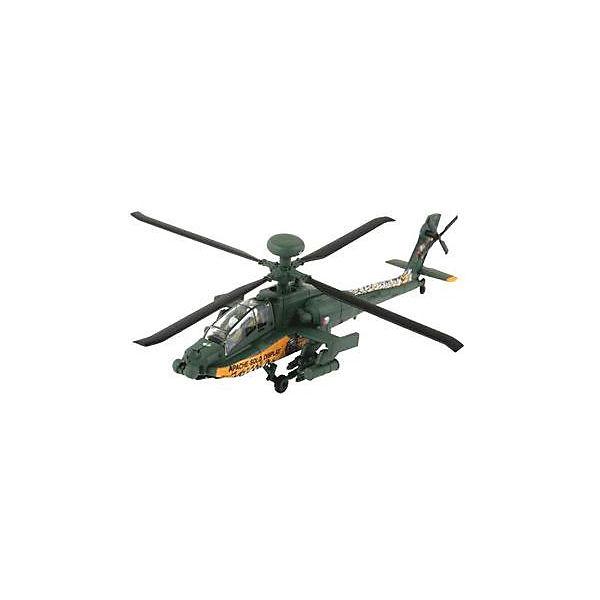 Сборка Боевой Вертолет AH-64 Apache