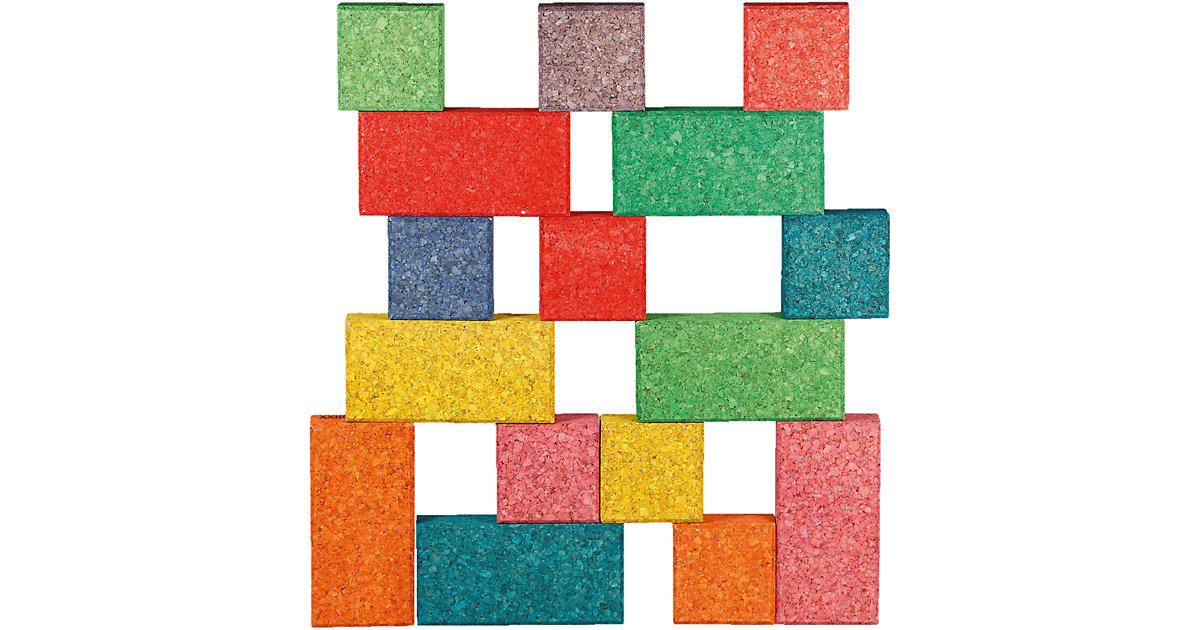 KORXX · Korkbausteine Cuboid Mix Color edu, 38 Stk.