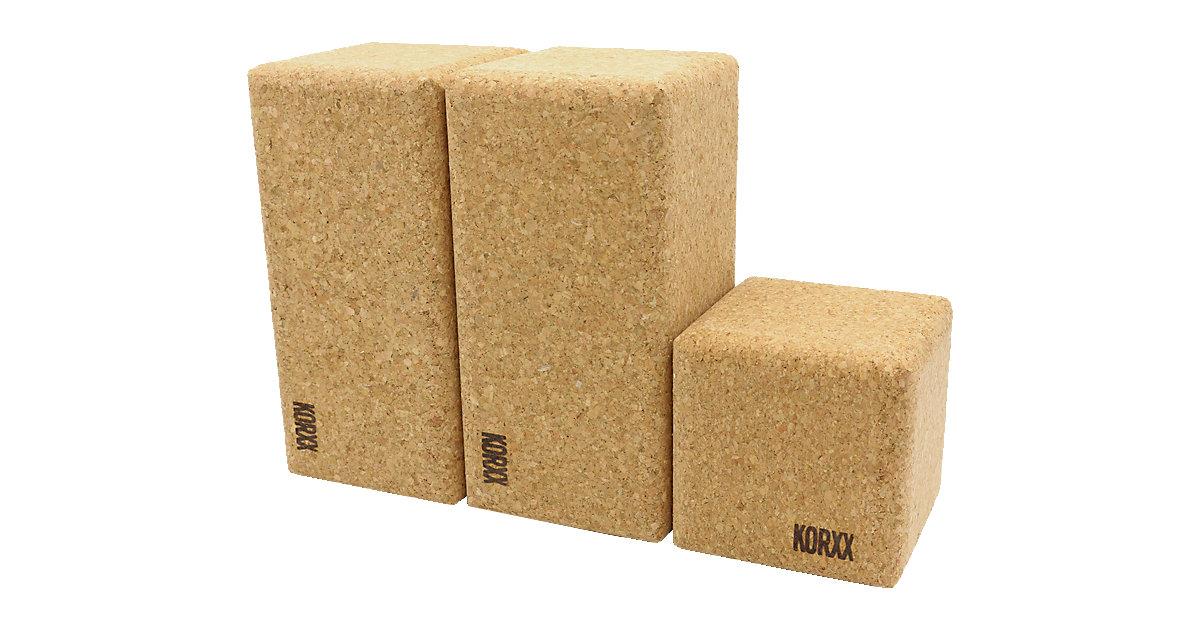 KORXX · Korkbausteine Big Blocks,14 Stk.