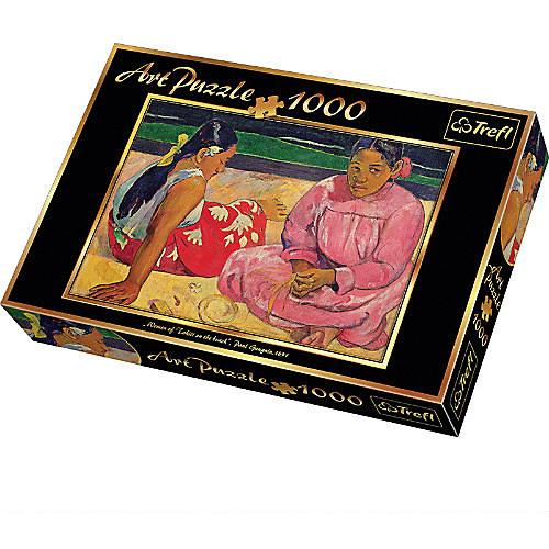 1000 -Арт пазл- Поль Гоген Таитянские женщины на пляже от Trefl