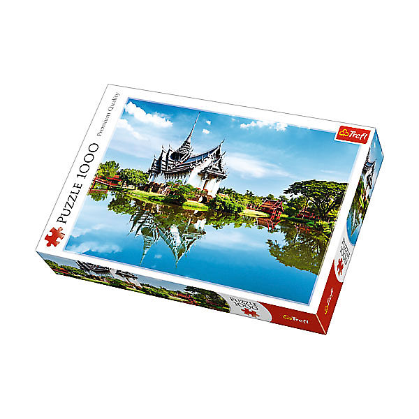 Пазлы «Санпхет Прасат Дворец», 1000 деталей