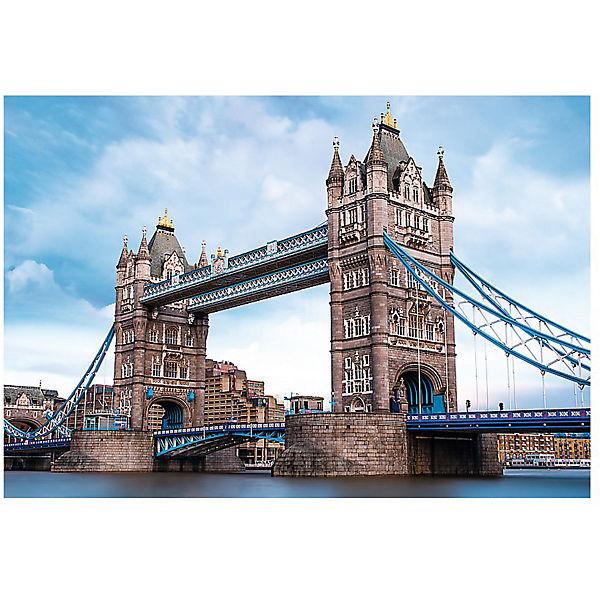 Пазлы Тауэрский мост через Темзу, 1500 элементов