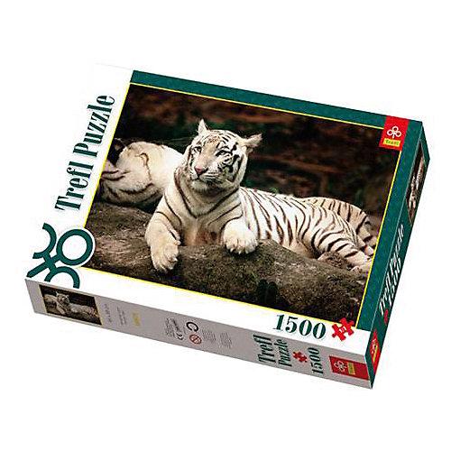 1500 дет. - Бенгальские тигры от Trefl