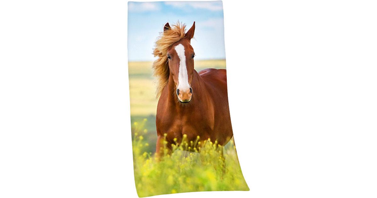 Herding · Strand- / Badetuch Pferd 75 x 150 cm
