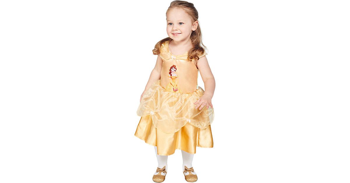 Tavis Kostüm Prinzessin Belle Gr. 86/92 Mädchen Kleinkinder