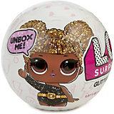 """Мини-кукла MGA Entertainment LOL Surprise Кукла-сюрприз """"Блестящие"""" в шарике, 2 и 3 волна"""