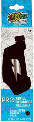 """Картридж для 3D ручки Redwood """"Вертикаль PRO"""" черный"""