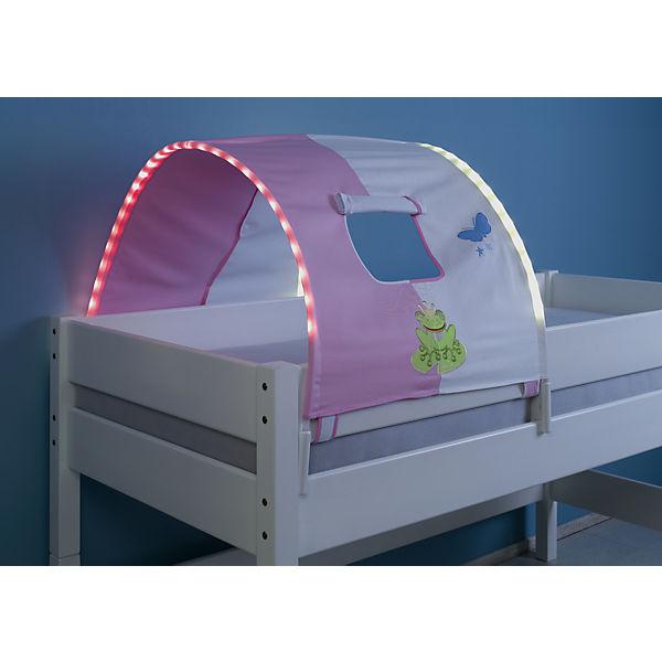 Tunnel Inkl Led Beleuchtung Zu Hoch Etagenbetten Prinzessin