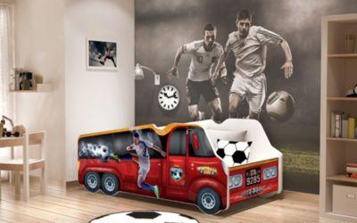 Kinderbett Rennwagen 70 x 140 cm KidKraft