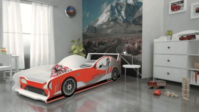 CARS 3D Bett 200x100cm Disney Cars