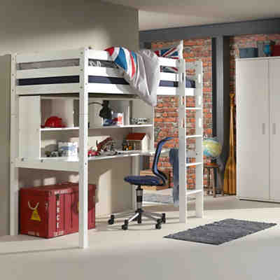 schreibtisch little h henverstellbar ahorn silberfarbig kettler mytoys. Black Bedroom Furniture Sets. Home Design Ideas