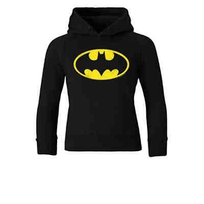 94ddd0eaef278 Logoshirt Kapuzen-Sweatshirt mit Batman-Logo Pullover ...