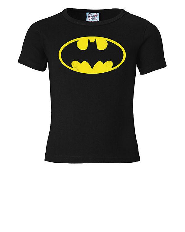 Logoshirt T Shirt Mit Batman Logo Druck T Shirts Batman