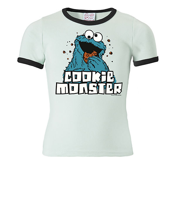 8cd1464c75 Logoshirt T-Shirt Krümelmonster - Sesamstrasse T-Shirts, Sesamstraße |  myToys