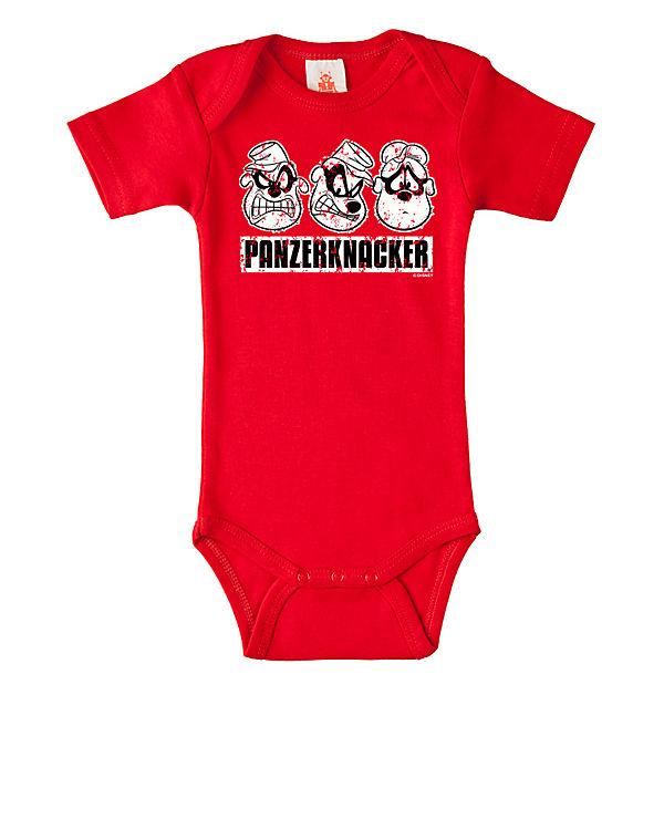 d4898aeb629ffb Logoshirt Body Panzerknacker - Disney mit Druckknöpfen Strampler ...