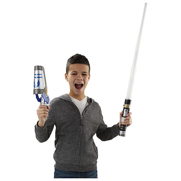 """Световой меч Hasbro Star Wars Эпизод 8 """"Выбери свой путь"""""""