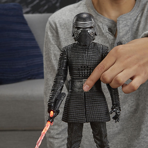 Интерактивная фигурка-титан Hasbro Star Wars Эпизод 8, Кайло Рен
