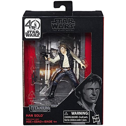 Коллекционная фигурка Hasbro Star Wars, Хан Соло от Hasbro