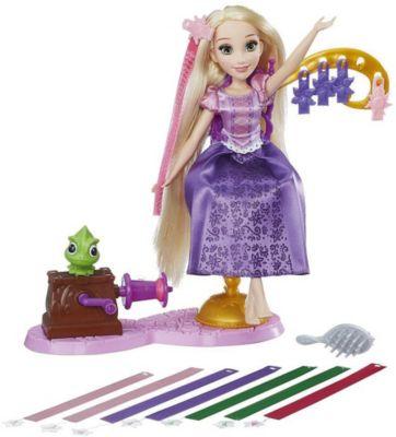 """Кукла Hasbro Disney Princess """"Модная кукла"""" Рапунцель в салоне королевских лент"""