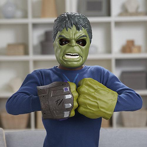 Маска Халка Hasbro Marvel Avengers от Hasbro