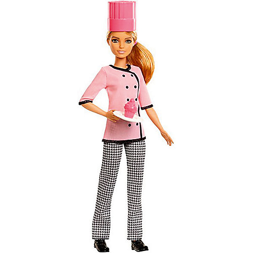 """Кукла Mattel Barbie """"Кем быть?"""" Кондитер, 29 см от Mattel"""
