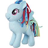 """Мягкая игрушка Hasbro My little Pony """"Маленькие плюшевые пони"""", Рэйнбоу Дэш 13 см"""