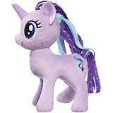 """Мягкая игрушка Hasbro My little Pony """"Маленькие плюшевые пони"""", Старлайт Глиммер 13 см"""
