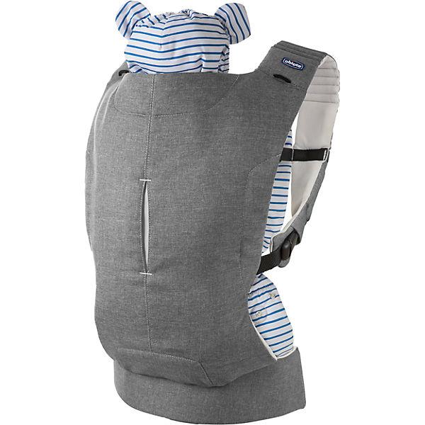 """Рюкзак-переноска Chicco """"Myamaki Complete"""" grey stripes"""
