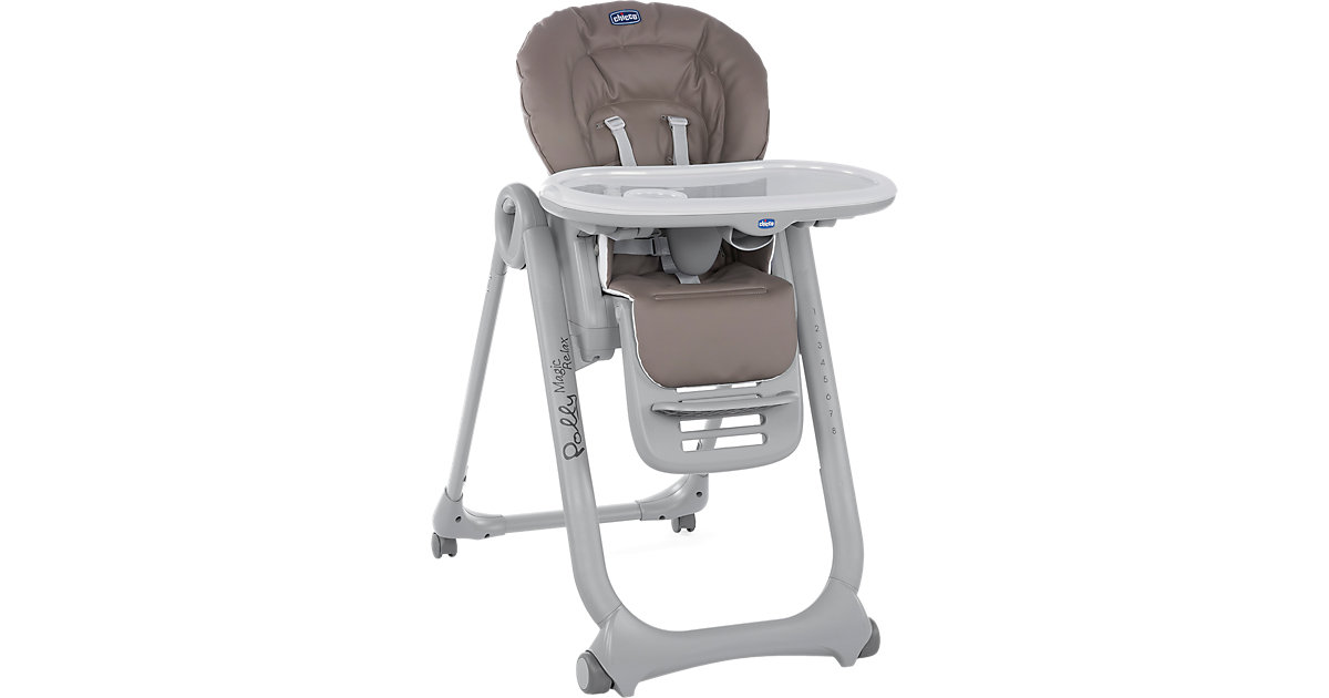 Hochstuhl Polly Magic Relax, dove grey