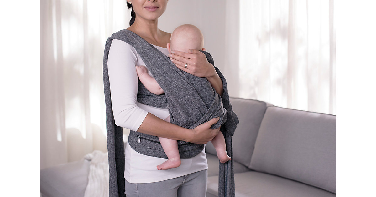 Chicco · Babytrage Boppy, grey