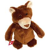 Мягкая игрушка Sigikid Малыш медвежонок, коллекция Плюшевые Гаджеты, 13 см