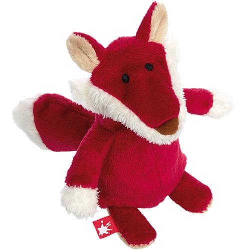 """Мягкая игрушка Sigikid """"Плюшевые гаджеты"""" Малыш лисичка, 13 см от Sigikid"""