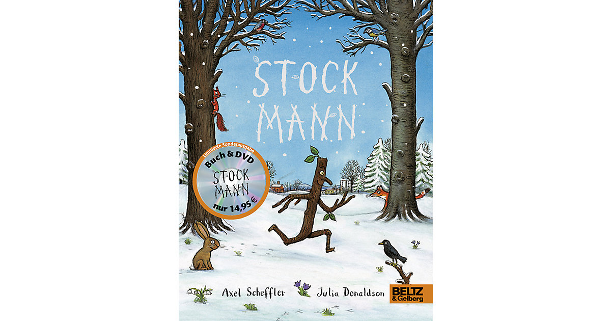 Stockmann, m. DVD