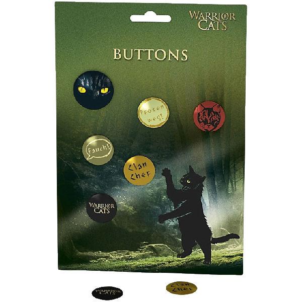 Warrior Cats: Buttons, Beltz Verlag