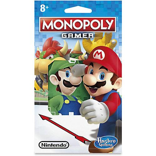 Дполнительные герои-фигурки Hasbro, для игры Монополия геймер от Hasbro