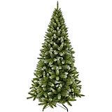 """Искусственная елка Triumph Tree """"Женева. Заснеженная"""", 120 см (белая, зеленая)"""
