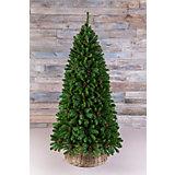 """Искусственная елка Triumph Tree """"Императрица. С шишками"""", 155 см (зеленая)"""