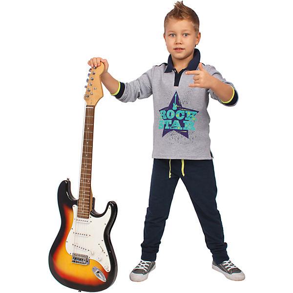 Футболка с длинным рукавом Апрель для мальчика