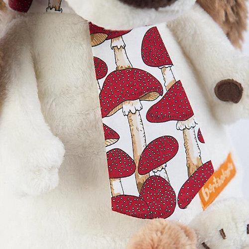Мягкая игрушка Budi Basa Собака Бартоломей в галстуке, 27 см от Budi Basa