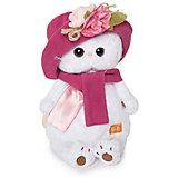 Мягкая игрушка Budi Basa Кошечка Ли-Ли в панаме и шарфе, 24 см