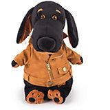 Мягкая игрушка Budi Basa Собака Ваксон в косухе, 25 см
