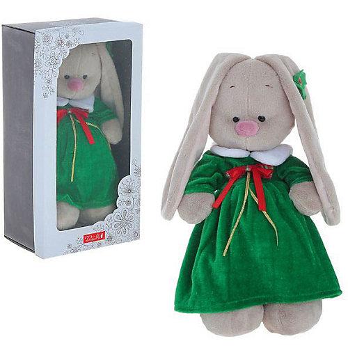 Мягкая игрушка Budi Basa Зайка Ми в рождественском платье, 25 см от Budi Basa