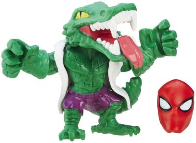 "Микро-фигурка Hasbro Marvel ""Super Hero Mashers"", Ящер 5 см"